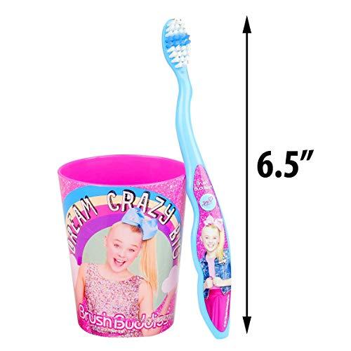 4SGM JoJo Pink Toothbrush Set, Multi