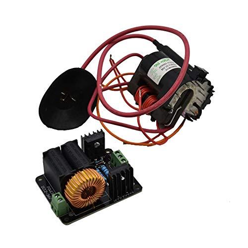 CremeBruluee 12V-36V ZVS Tesla Coil Flyback Driver/Marx Generator/Jacob's' Ladder U4C1 Electronic