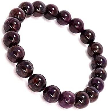 Bracelet Unisexe 7-7,5? Longueur Bracelet sugilite Pierres pr/écieuses 8 mm Perles Forme Ronde Jaipur Gems Mart Naturel AAA sugilite Bracelet Extensible Bracelet Hommes Perles