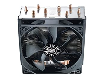 Cooler Master Hyper Rr-t4-18pk-r1 Cpu Cooler With 4 Direct Contact Heatpipes, Intelamd With Am4 Support 2