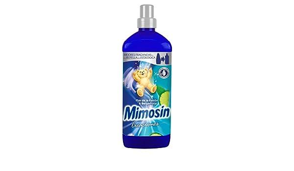 Mimosin Creaciones Flor Pasion Y Bergamota Suavizante - 1500 ml: Amazon.es: Amazon Pantry