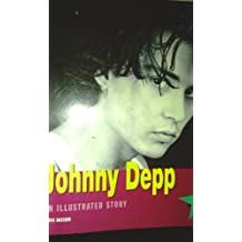Johnny Depp: The Illustrated Story