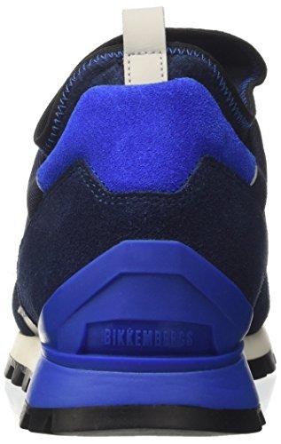 Baskets Bikkembergs Hautes Bluette 942 ER Blue Fend 260 Homme Bleu ttOqSU