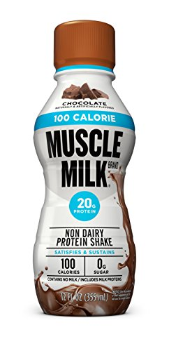 Cytosport Muscle Milk RTD 100 Calorie 12/12oz Bottles