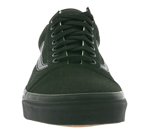 Top Old Schwarz Low Vans Unisex Trainers Adults' Skool qfwxnwdX7Z