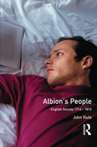 Albion's People (Social and Economic History of England)