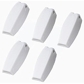 Amazon.com: RV Designer H577 Shower Door Catch, (Pack of 2