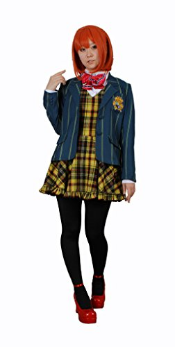 Nanami Haruka Cosplay Costume (MILICA BOOKS Uta no Prince-sama Haruka Nanami Cosplay Costume Size L)