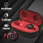 boAt Airdopes 441 TWS Ear-Buds with IWP Technology, Immersive Audio, Up to 30H Total Playback, IPX7 Water Resistance…
