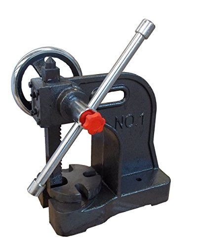 ABS-Import-Pro-Series-Cast-Iron-Arbor-Presses-Various-Capacity-12-Ton-to-3-Ton