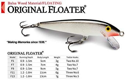 Rapala Original Floater 11 Fishing Lures