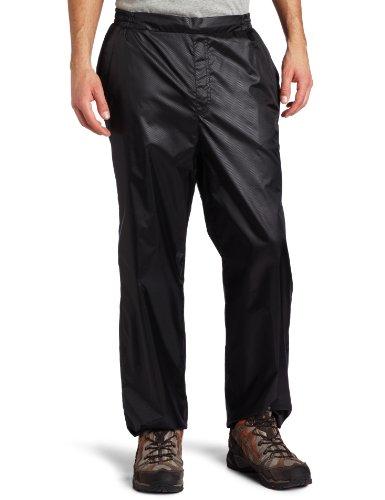 Pant Womens Microlight - Sierra Designs Men's Microlight Pant, Large, Black