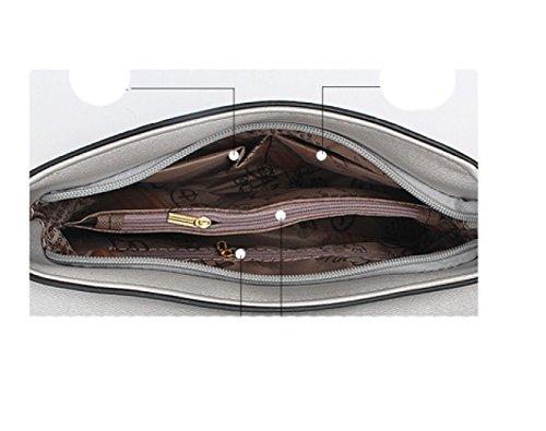 Messenger Bandoulière à HAOXIAOZI Sac Bag Mode La White à Bandoulière à Sac qzgE4Ew