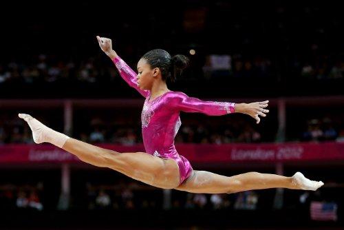 Gabby Douglas Poster 11X17 Inches Olympics Champion Gymnast Gloss Print 110 By Galatix