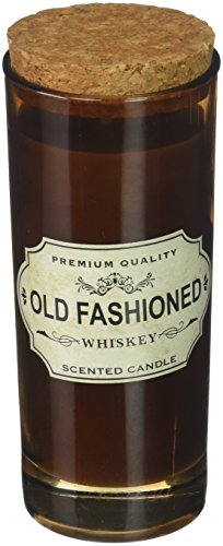 DecoGlow Candle - Cocktail Lounge Old Fashioned Large