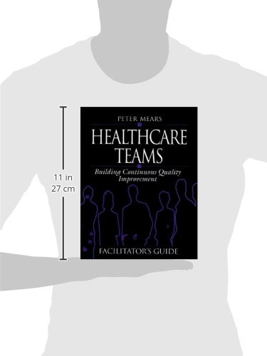 Healthcare Teams Manual: Building Continuous Quality Improvement Facilitator's Guide (Health Care Management)