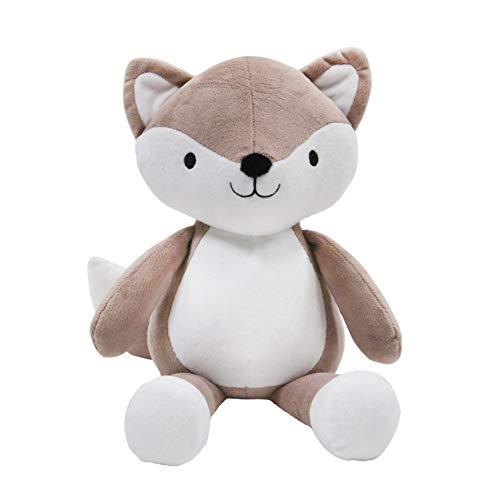 (Bedtime Originals Lavender Woods Plush Fox Stuffed Animal -)