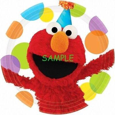(SDore Sesame Street Elmo 8
