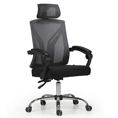 Hbada Ergonomic Office Chair - Modern High-Back Desk Chair ...