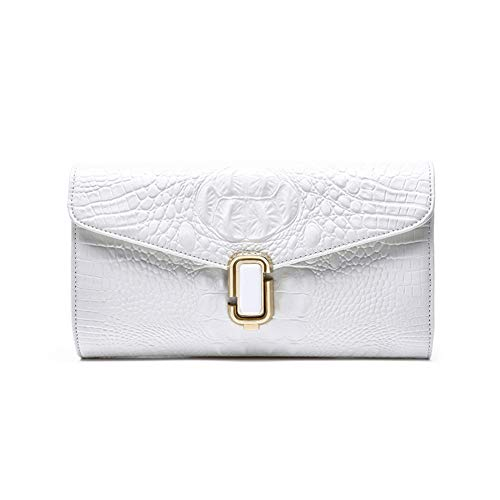 Diagonal Evening B Large Wedding Leather Clutch Ladies Party Bag Shoulder Prom Capacity Envelope q6IwBxxRdn