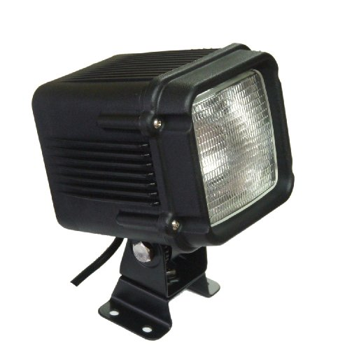 35 Watt Compact Xenon HID Flood Beam Work Light for 12 and 24 Volt (Hid Flood Beam)