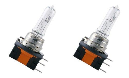 Osram / Sylvania #64176 Bulbs, 12 V, 15/55 W, PGJ23t-1 Base, T-4 shape (2-pack)