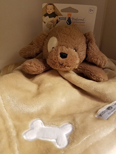 Kids Preferred: Puppy Security Blanket - Puppy Dog Security Blanket