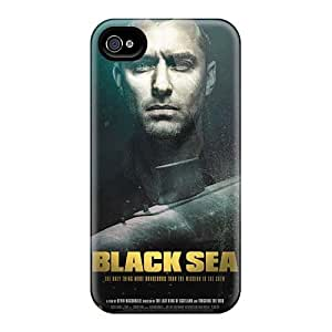 AlissaDubois Iphone 4/4s Scratch Protection Phone Cover Provide Private Custom Vivid Nirvana Skin [sDL11468SpRp]