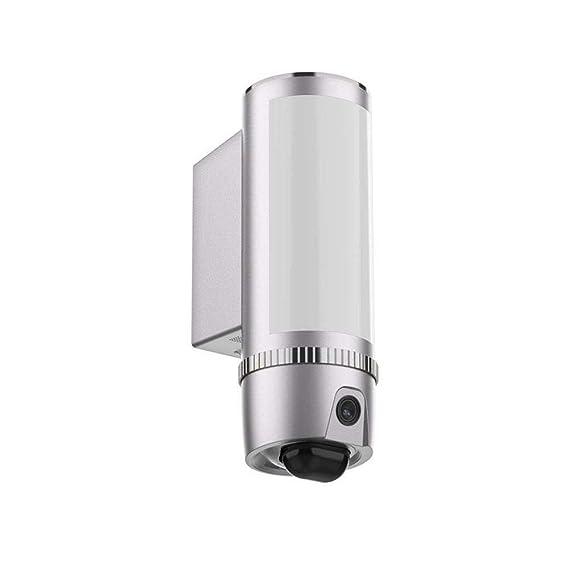 Flood Light Security Camera Beauteous Amazon FREECAM L60 Floodlight Security Camera MotionDetected