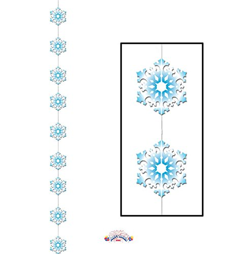 Snowflake Stringer Party Accessory Pkg/3