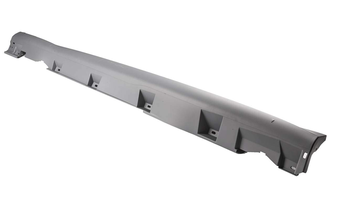 AUTOPA CP9Z-5810176-BP Right Exterior Rocker Panel Molding Trim for Ford Focus 12-16