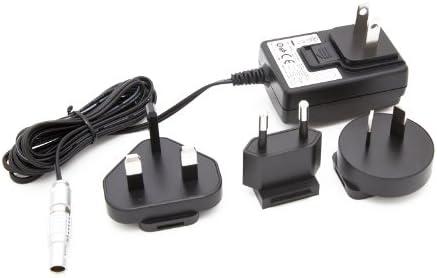 Teradek Inc Bit-056 18-Watt AC Adapter 6-Feet Cable to 2-Pin Lemo Black