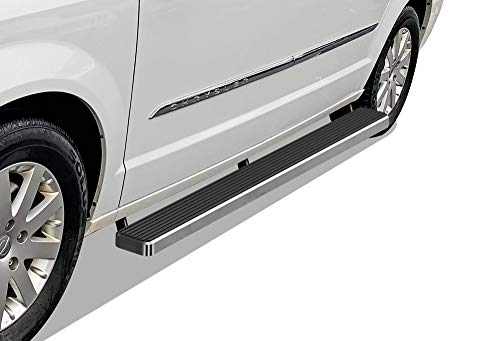 Chrysler Town & Country Rail - APS iBoard Running Boards 6