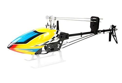 Gartt®450 DFCトルクチューブヘリコプター(キャノピーとブレード付き) B07KQ3L64T