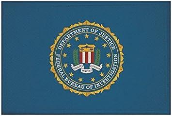 U24/Badges FBI Drapeau Thermocollant Patch 9/x 6/cm
