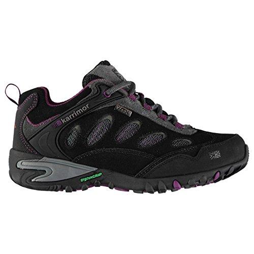 Anthracite Karrimor Wtx Chaussures De Femmes Marche Ridge Impermable Pour 0HP0gnrx