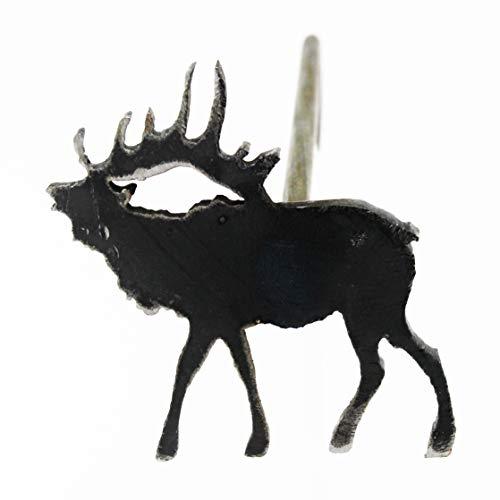 (Branding Iron Elk )