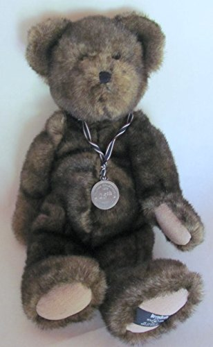 Boyds Bear Collection 25th Anniversary 2004 Sterling 1979-2004 (25th Anniversary Bear)