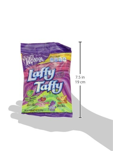 Laffy Taffy Assorted Mini Bars, 4.2 Ounce Bags (Pack of 12) by Laffy Taffy (Image #7)