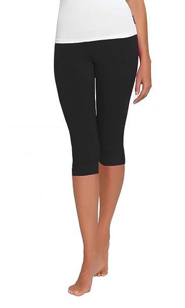 FUNGO Leggings Mujer 3/4 Pantalones de Yoga Deportivas ...