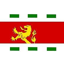 magFlags Bandera Large Barendrecht vlag | Gemeente Barendrecht, Zuid-Holland | bandera paisaje | 1.35m² | 90x150cm