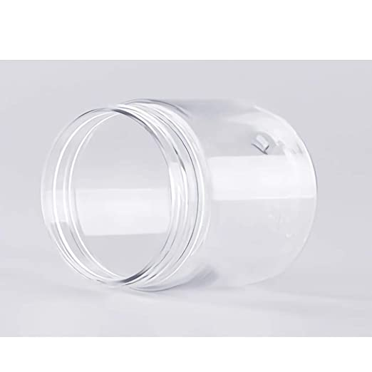 364985038f85 Amazon.com: DLIBUY (Pack of 24) 150g Empty Plastic Clear Containers ...