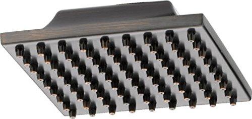 (Delta Faucet Single-Spray Shower Head, Venetian Bronze 52689-RB)