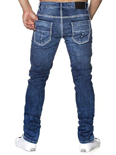 Tazzio - Jeans - Slim - Homme bleu bleu