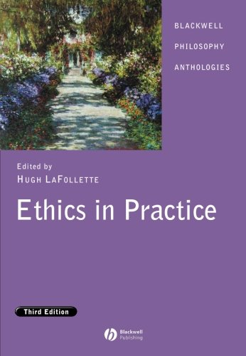 """ethics in practice essay Student's name professor's name the course the date ethics the term """"ethics"""" or """"moral philosophy"""" refers to the branch in philosophy that studies the concepts of right and wrong behavior, systematizes the knowledge on this subject, and examines the ways of its practical application."""