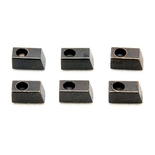 Genuine Floyd Rose Pro String Lock Insert Blocks (Set of 6)
