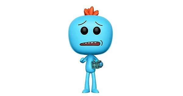 Amazon.com: Funko Rick y Morty Mr. Meeseeks con Meeseeks ...