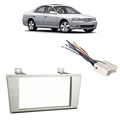 amazon com fits lincoln ls series 2004 2006 double din harness2004 Lincoln Ls Wiring Harness #15