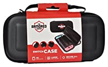 Nintendo Switch Case Protective Storage Bag w/ 20 Game Cartridge Holders