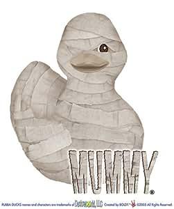 Mummy - Halloween Rubber Duck by Rubba Ducks